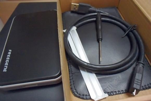 FREEGENE FG-2003 USB3.0 HDD case