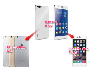 iPhone6 Plusと似過ぎるHuawei-Honor-6-Plus