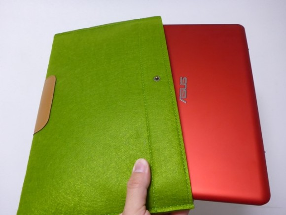 I've bought a case of ASUS EeeBook X205TA