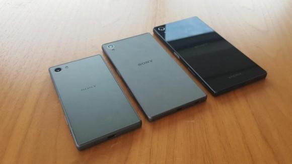 より詳細な「XPERIA Z5」3機種画像がリーク!「Z5 Premium」も!