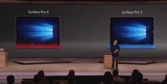 『Surface Pro4』は買いなのか!?『Surface Pro3』とスペック比較してみた