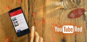 『YouTube Red』が発表!広告無し,Play Music聞き放題,特別動画見放題で9.99ドル/月は安い
