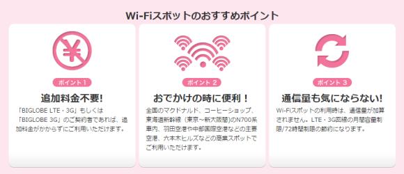 BIGLOBE SIM WiFi