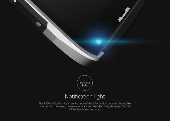 UHANS U200 4G Smartphone
