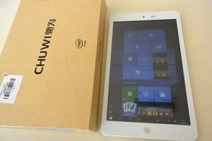 Android/Windows10のマルチOSな中華タブレット『CHUWI Hi8』ファーストレビュー