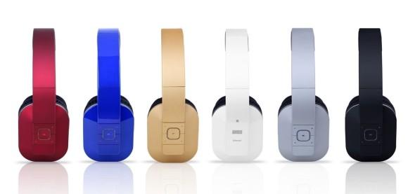 August EP650 Bluetoothヘッドフォン レビュー