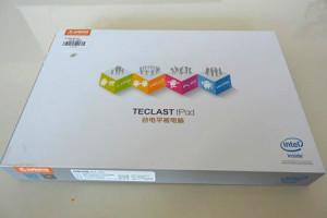 iPad Airを意識しまくった中華タブレット『Teclast X98 Air 3G』が届いたのでファーストレビュー
