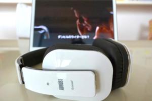 『August EP650 Bluetoothヘッドフォン』2週間使用レビュー!最高の臨場感と遮音性が高くて集中モードになれる