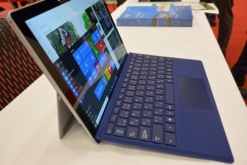 『Surface Pro4』実機レビュー!キーボードだけでも一気に惚れるレベル!
