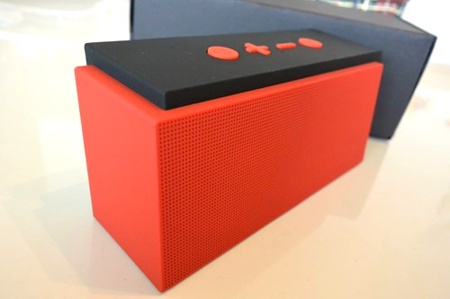 『Inateck 「MarsBox」重低音強化ポータブルBluetoothスピーカー』を試す! 5Wx2はさすがに強力で良い音だわ