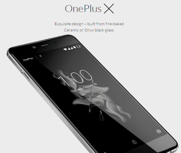 ONEPLUS X 4G
