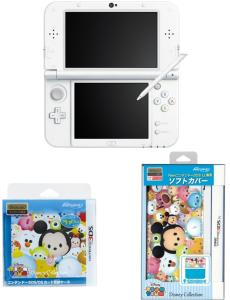 12月8日限定 『Newニンテンドー3DS LL』がソフト付で19,999円などamazonサイバーマンデータイムセール中