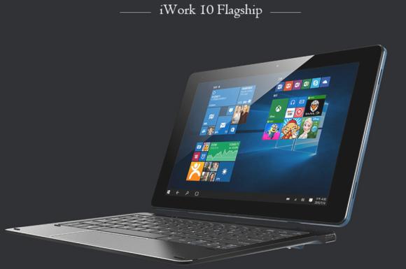 デジタイザ搭載! Surface3キラー10インチタブレット『Cube iWork10 Flagship』デジタイザ搭載
