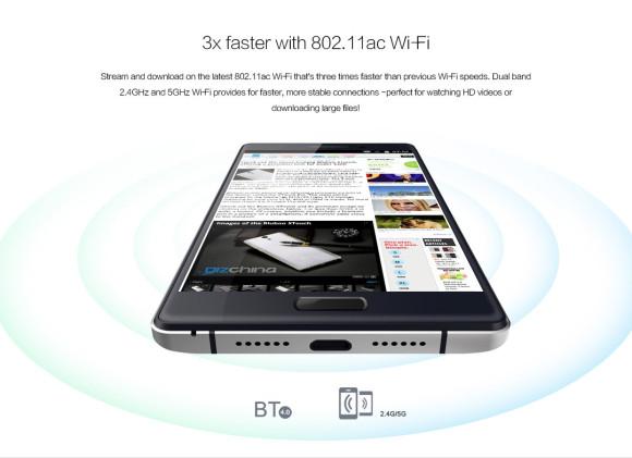BLUBOO XTOUCH 3GB 4G