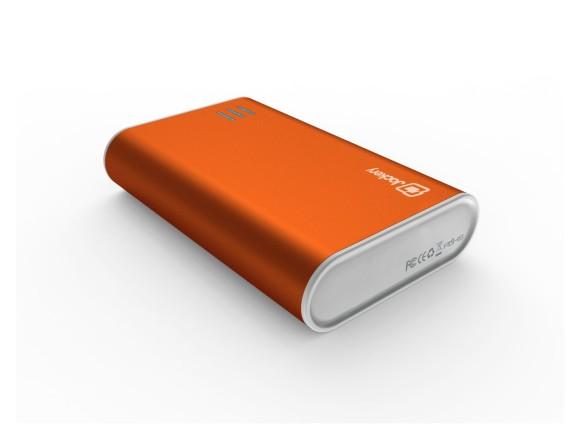 Jackery Fit プレミアム コンパクトなデザイン アルミ筐体 モバイルバッテリー 10200mAh USB