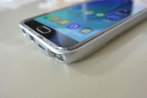 Spigen シュピゲン ネオ・ハイブリッド クリスタル Galaxy Note 5 Case