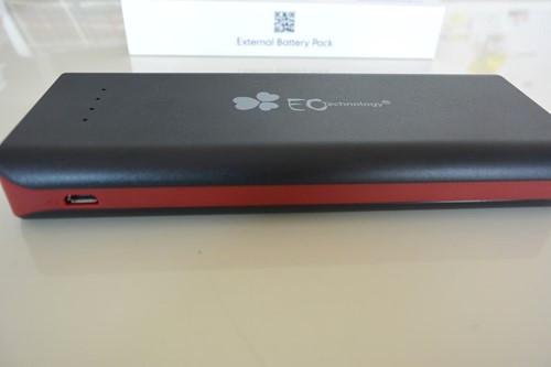 EC Technology『16000mAh モバイルバッテリー』