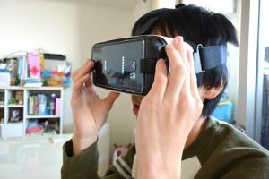 来たぜ! サムソン『Gear VR』! 開梱~ファーストレビュー 中毒性&未来感たっぷり