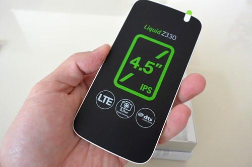 Liquid Z330 acer 楽天モバイル