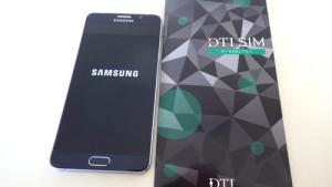 3GB 6ヶ月無料の『DTI SIM』が届いた! DTI SIMセットアップからスピードテスト~意外にも速くて驚いた!