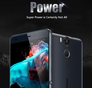 【セールで1.6万円】『Ulefone Power』登場!通常使用で4日間!?6050mAhのバッテリー搭載の5.5インチスマホが2万円前半で販売中