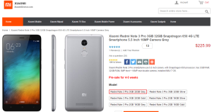 【クーポンで162.99ドル】モンスタースペックで2万円以下スマホ『XIAOMI Redmi Note 3 Pro』が登場! Note3 vs Note3 Proの比較レビュー