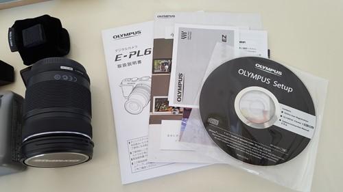 OLYMPUS ミラーレス一眼 PEN Lite E-PL6 EZ ダブルズームキット レビュー
