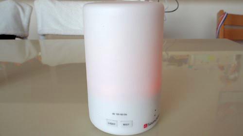 SoundSOUL(サウンドソウル)アロマ ディフューザー 超音波式 加湿器
