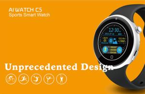 Apple Watchクローン?中国のスマートウォッチ『AiWatch C5』発売! 約7,500円でセール中