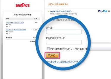 PayPal 仕組み 海外通販 オススメ クレジットカード決済
