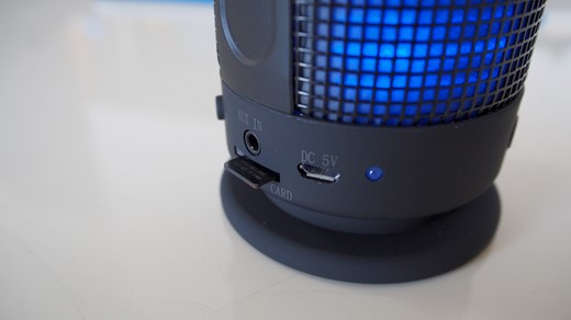 SoundSOUL『LED bluetooth スピーカー』