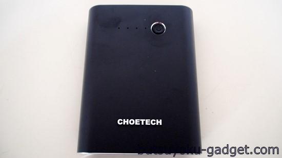 CHOETECH 新世代 B616Q タイプC モバイルバッテリー 超急速充電&放電 10400mAH 大容量 軽量 二台同時充電 A-Type-Cケーブル付き