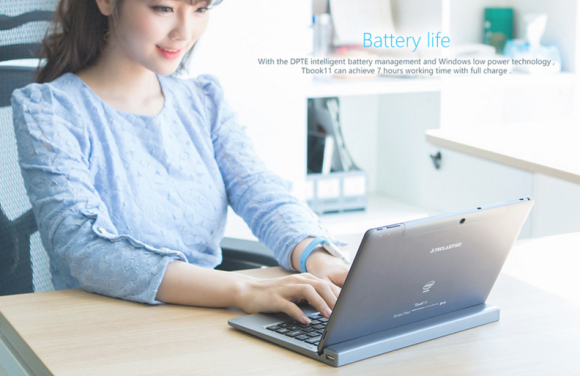 Teclast Tbook 11 2 in 1 Ultrabook Tablet
