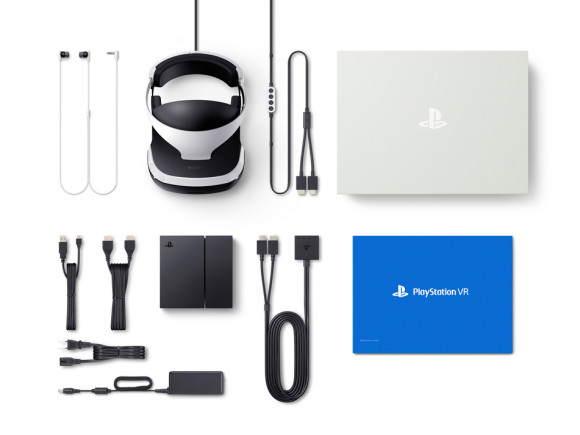 PlayStation VR(PSVR)