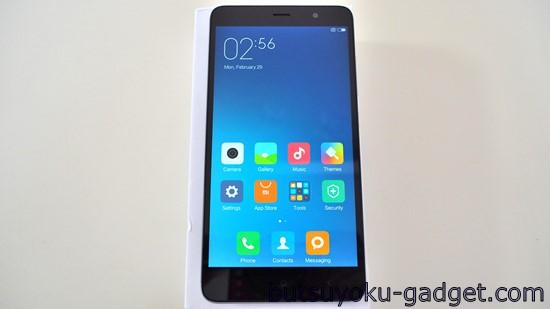 Xiaomi REDMI Note3 実機レビュー