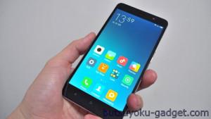 『Xiaomi RedMi Note3』使用感実機レビュー【後編】ネガティブ面もあるよ