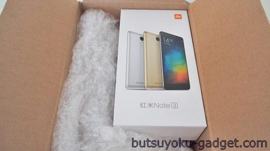 XIAOMI Redmi Note 3 Pro 比較 レビュー