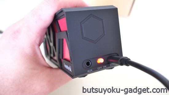 Inateck Bluetoothスピーカー BTSP-10P レビュー