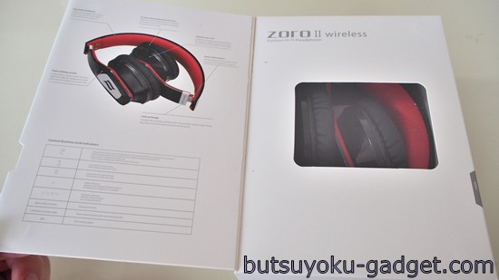 Noontec ZORO II wireless レビュー