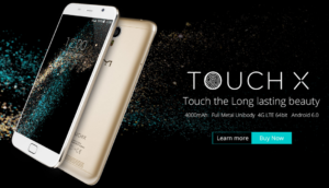 【クーポン追加】コスパが素晴らしい『UMI TOUCH X』発売中!Android6.0,5.5インチフルHDで1.4万円~