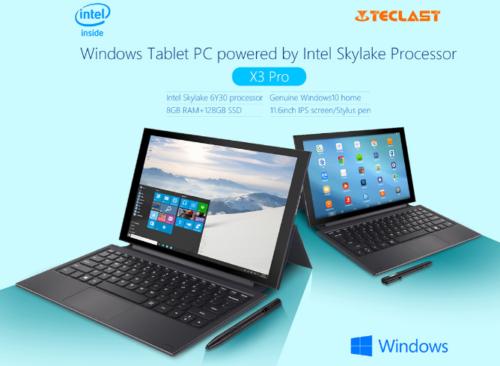 Teclast X3 Pro