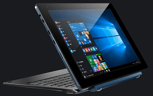 Cube iWork 10 Flagship Ultrabook Tablet PC Type-C