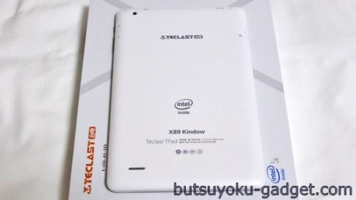 Teclast X89 Kindow Reader