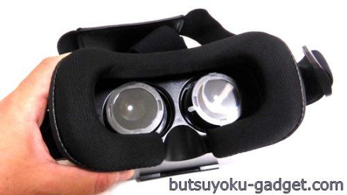 スマホVR『Arealer VR 3Dゴーグル』レビュー