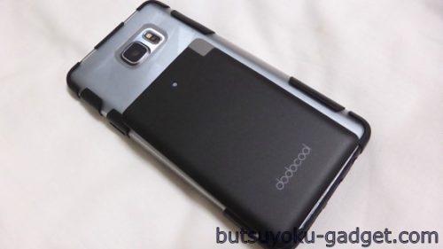 dodocool モバイルバッテリー 薄型 コンパクト レビュー