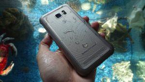 サムソン ハイエンドタフネス『Galaxy S7 Active』発売! 5.1インチ2Kディスプレイ搭載