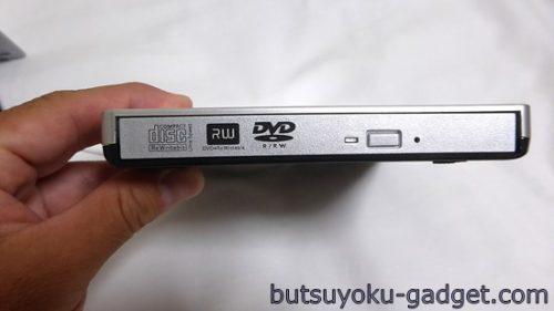 Setom 外付け DVD-RWドライブ ポータブル