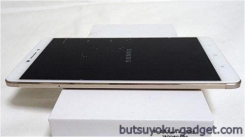 Xiaomi Mi Max 実機レビュー