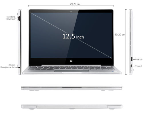 Mi Notebook Air 12