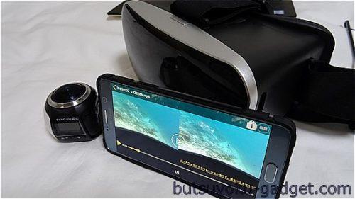 【実機レビュー#2】防水ハウジング付360度カメラ『ANETHIC 360 Camera ANPro』レビュー! アプリと連携させて動画公開までやってみた編